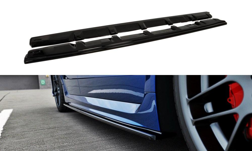 Dokładki Progów Subaru Impreza MK4 WRX STI - GRUBYGARAGE - Sklep Tuningowy